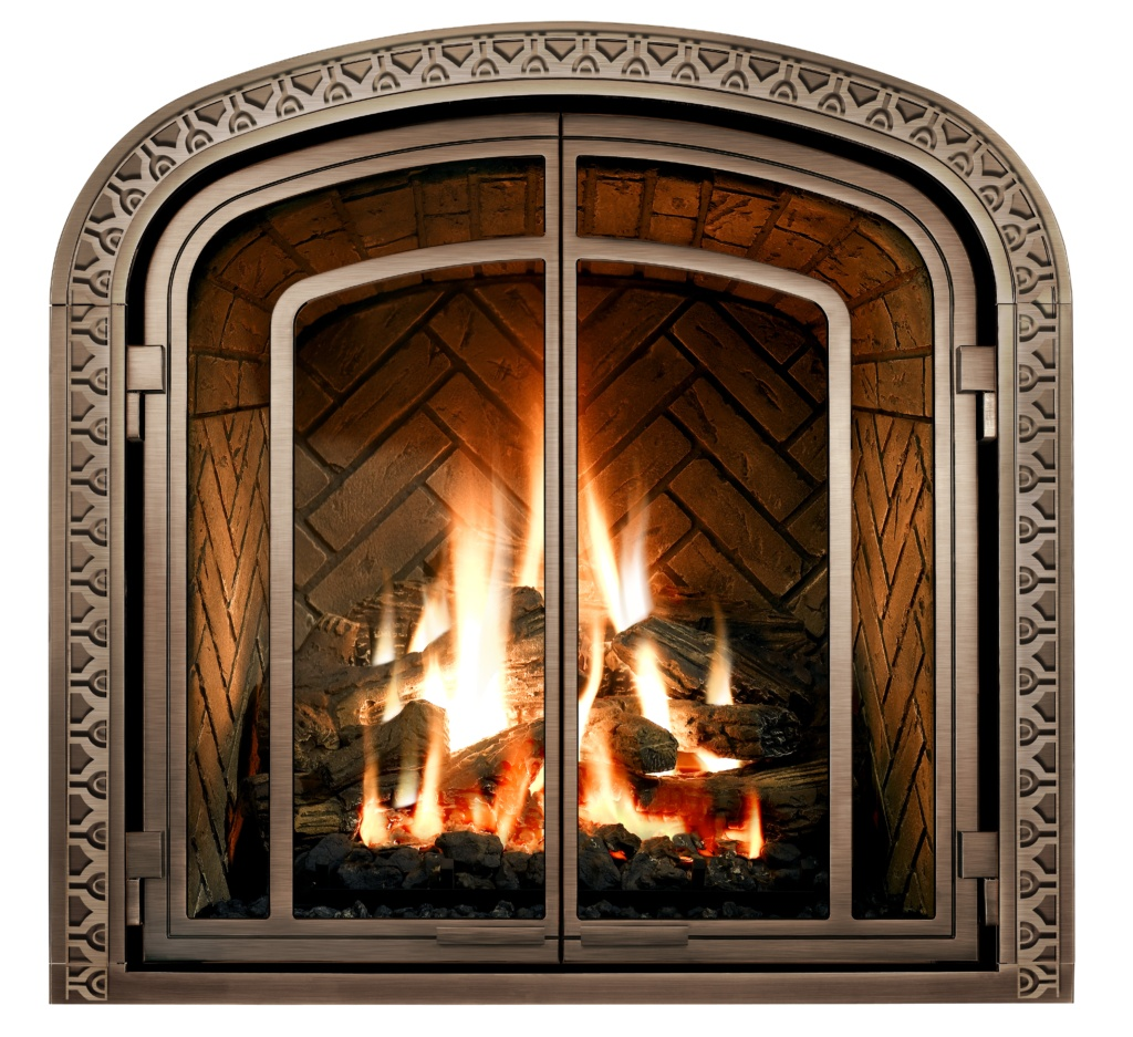 Gas fireplace repaired by Bolton technicians